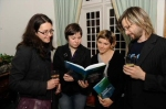 Sheila Kinsella (DERI), Liga Besere, Julie Letierce (DERI), Dr. Uldis Bojars
